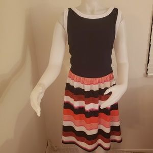 Signature  by Robbie Bee 2pc dress and top combo